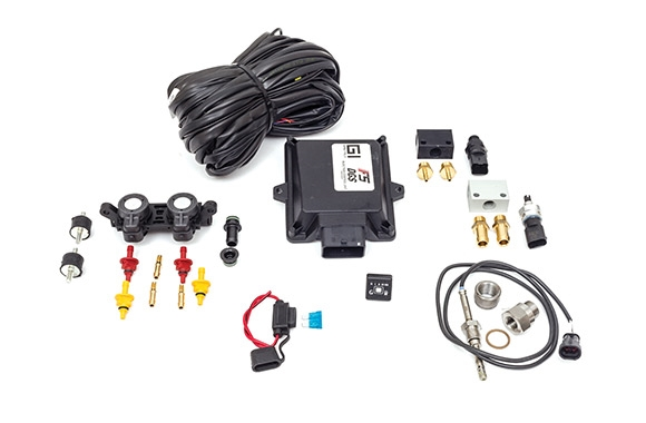 GASITALY ECU SET F5 DGS