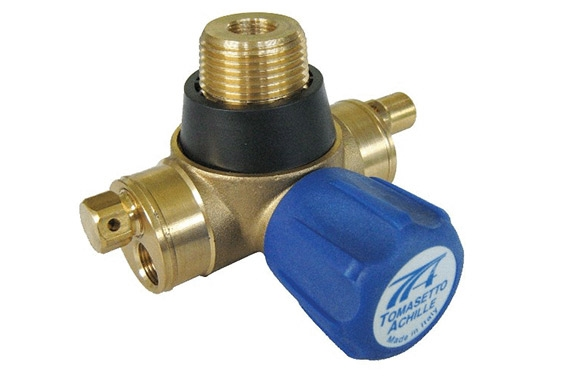 TOMASETTO CNG TANK VALVE MANUAL VENTED (VMAT6701)