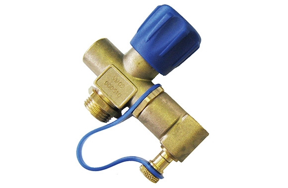 TOMASETTO CNG FILLING VALVE BR (VMAT5101)