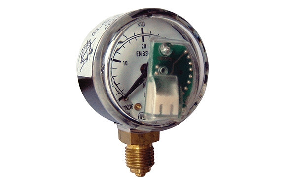 AEB 806 MANOMETER CNG 1/4 RADIAL